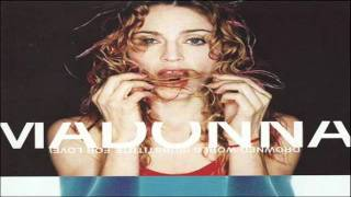 Madonna Drowned World Substitute For Love Instrumental