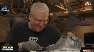 The Mandalorian Behind The Scenes   Star Wars Celebration 2019 Chicago