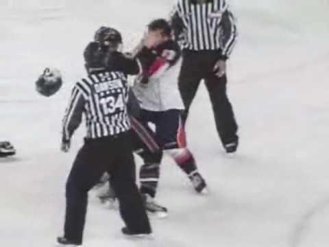 Ryan Hanes vs. Turner Elson