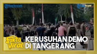 Fakta Viral Video Polisi Banting Mahasiswa saat Demo, Begini Kronologi dan Kondisi Korban