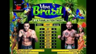 Imperium Fight Team @ La Familia Fightnight 8