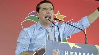 EP-választás: A Szélsőbal Nyerhet Görögországban