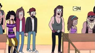 Regular Show - Skips Strikes (Preview)