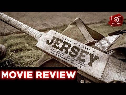 Jersey Movie Review ..