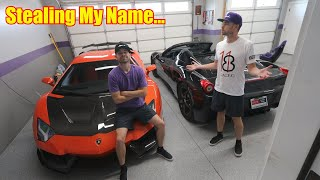 To the Identity Theft Buying Cars Using my Name