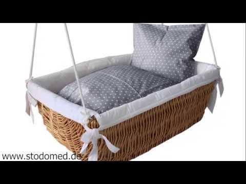 Babykorb / Hängekorb / Wiege Korb für Baby   Stodomed GmbH Katalog