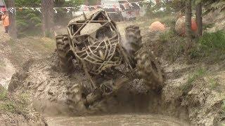 BADASS BUGGY DESTROYS THE MOUNTAIN MAN TRAIL!!!