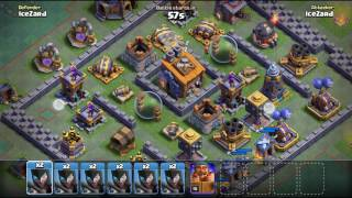 The Best Private Server For Builder's Base! Attacking with All Rare Troops 💪(Links in description)