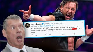 Kenny Omega Shoots On Vince McMahon, WWE Evolution PPV Returning?