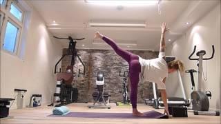 Yoga på Trappen