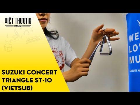 Suzuki Concert Triangle ST-10 (Vietsub)