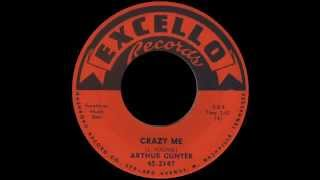 Arthur Gunter - Crazy Me