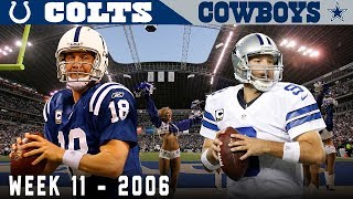 A Romorific Upset! (Colts vs. Cowboys, 2006)   NFL Vault Highlights