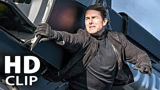 """MISSION IMPOSSIBLE 6 """"Helicopter Stunt"""" Clip + Trailer (2018)"""