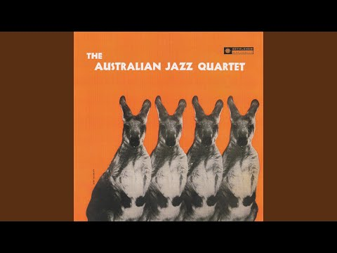 Fascinating Rhythm online metal music video by AUSTRALIAN JAZZ QUARTET / QUINTET
