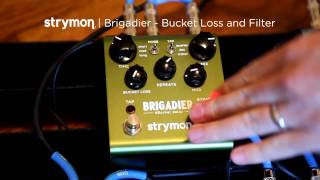 Strymon Brigadier dBucket Delay Video