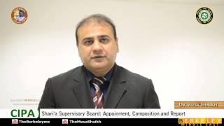 Certified Islamic Professional Accountant | Governance | Shari'a Supervisory Board