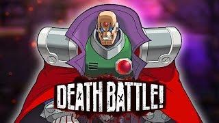 Sigma controls DEATH BATTLE!