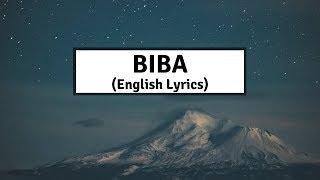 Marshmello x Pritam - BIBA feat. Shirley Setia (English Lyrics)   Panda Music