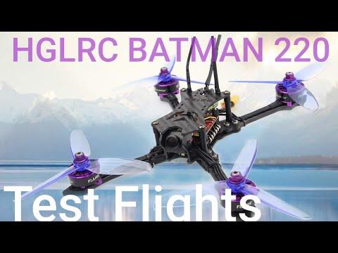 hglrc-batman-220---maiden-flights