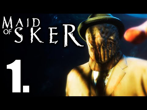 Gameplay de Maid of Sker