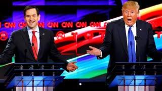 Donald Trump vs. Marco Rubio - Debate Highlights