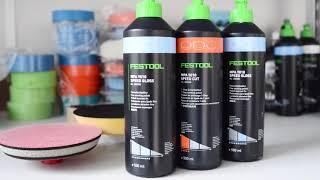 🚗💥💎Материалы и инструменты в Detailing - CeramicPro, PRIMER, Festool, RUPES