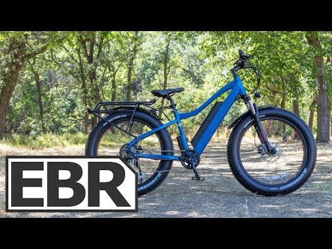 M2S Bikes All Terrain R750 Video Review – $1.8k Fast Electric Fat Tire Bike