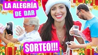 La Alegría de Dar! Regalos de Navidad Joy Worth Giving Sandra Cires Art con SORTEO