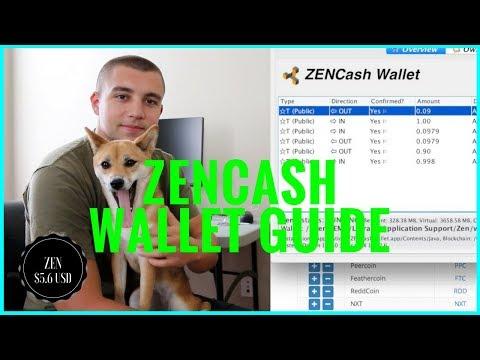 How To Setup ZenCash Wallet – Swing & Bittrex Wallet Tutorial