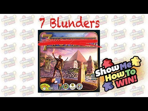 Show Me How to Win 7 BLUNDERS