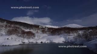 冬の地獄沼