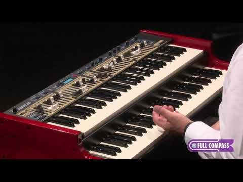 Nord C2D Combo Organ Demo | Full Compass
