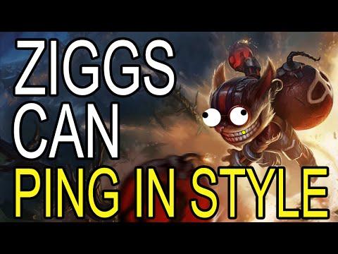 DJ Ziggs Fan LOL điểm danh