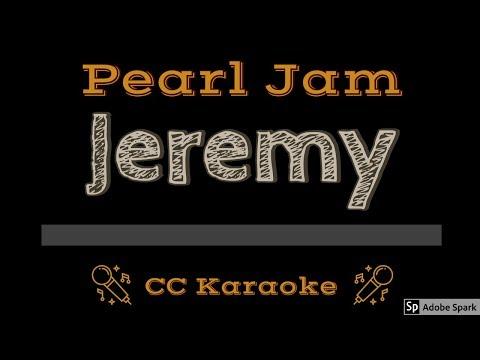Pearl Jam  • Jeremy (CC) [Karaoke Instrumental Lyrics]
