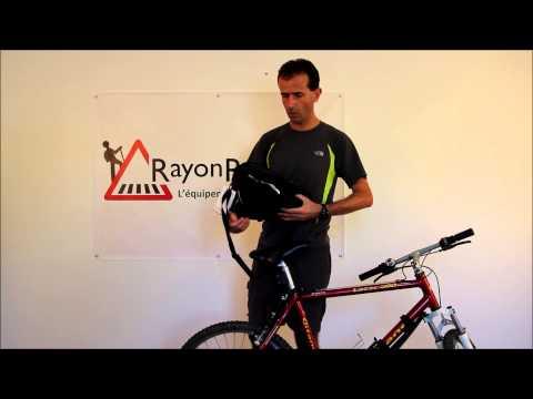 RayonRando.com : Test sacoche de vélo Off Road Bag de Vaude