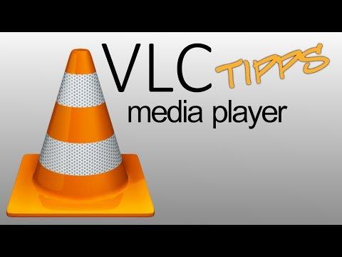 VLC Player - Streaming ins Heimnetzwerk - ab Version 1.1.XX