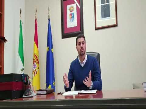 Declaraciones del Alcalde de Fuente de Piedra con motivo de la crisis sanitaria del Coronavirus