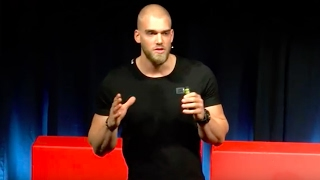 Natural Bodybuilding: Become the best version of yourself | Mischa Janiec | TEDxHSG - Video Youtube