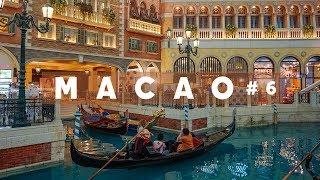 #6 МАКАО увидеть Венецию, деревня Taipa, отель Okura (Galaxy) и ужин за 200$ в японском ресторане