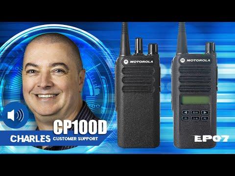 EP07: Motorola CP100D Affordable Digital