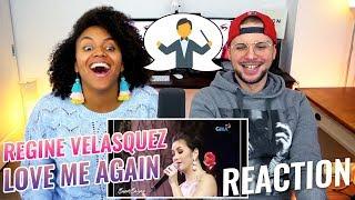 Regine Velasquez - Love Me Again | TWENTY | REACTION