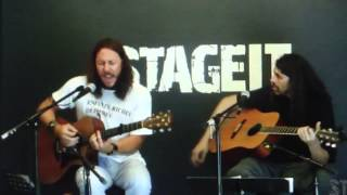 Стив Карлсон, Steve Carlson live from Stageit Studios with Jason Southard in HD (part 3/3)