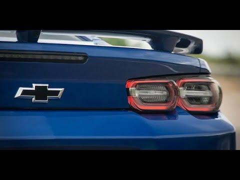 Novo Chevrolet Camaro 2021: Veja os Detalhes! Preço, Interior, Motor, Consumo e Ficha técnica...