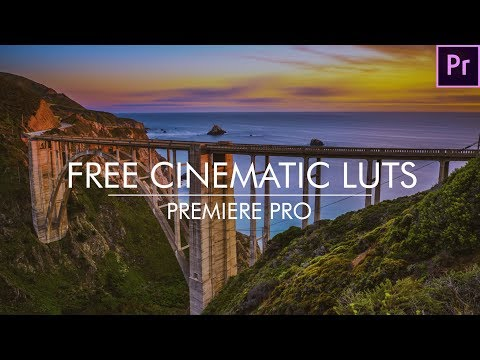10 Professional Free Cinematic LUTs | Download Best Cinematic LUTs
