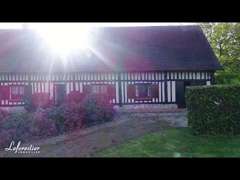 Maison de campagne en bordure littoral du Pays de Caux, entre Saint Valery et Dieppe 4962