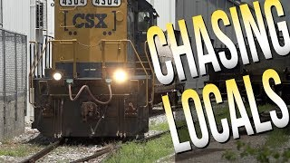 Chasing Locals July 2019