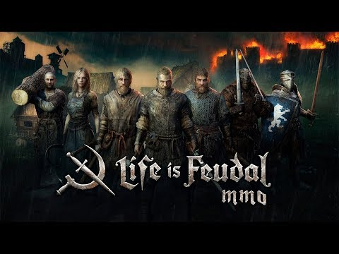 Life is Feudal: MMO - Announcement Trailer thumbnail