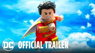 LEGO DC: Shazam! Magic and Monsters Trailer