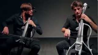 "2Cellos (Sulic & Hauser) ""Smells like a Teen Spirit"""